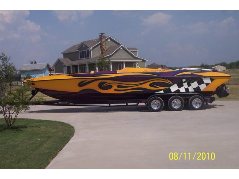 2005 Cheetah 29CX located in Texas for sale