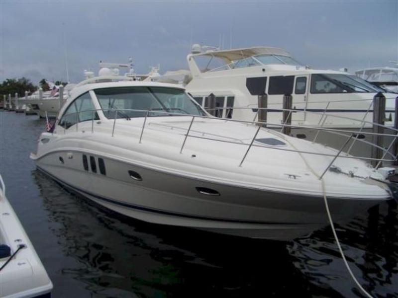 2007 SEA RAY 480 Sundancer located in Florida for sale