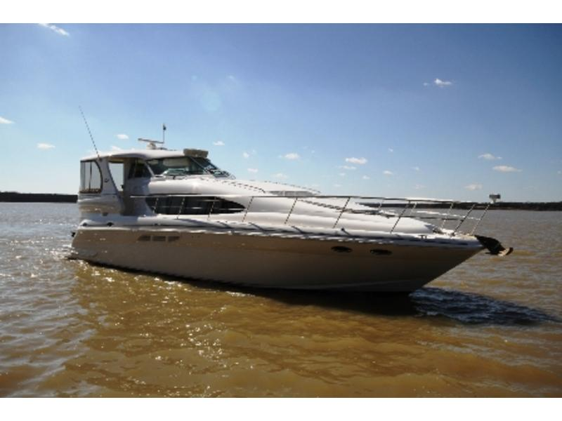 2002 Sea Ray 480 Motor Yacht located in Texas for sale