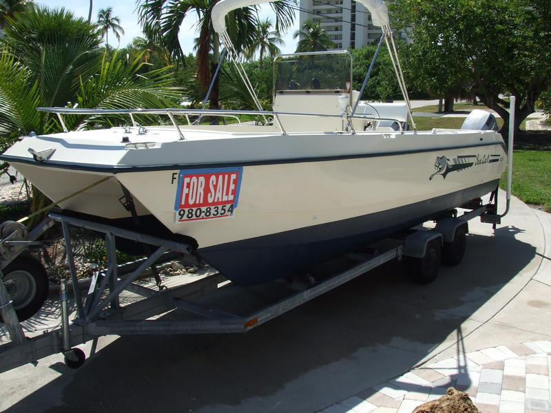 1995 Sea Cat SL1 located in Florida for sale