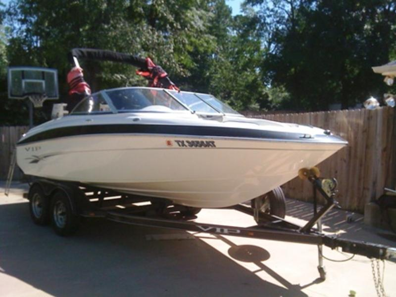 2008 VIP 202 SBRC Vantage located in Texas for sale