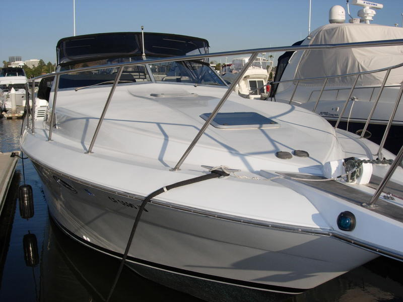 1987 Chris Craft Amerosport 412 located in California for sale