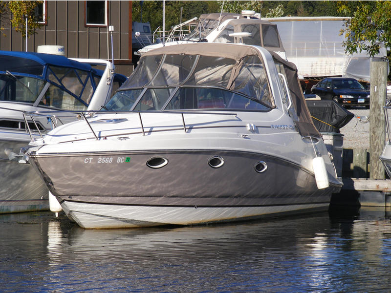 2008 Rinker 260 Express Cruiser located in Connecticut for sale