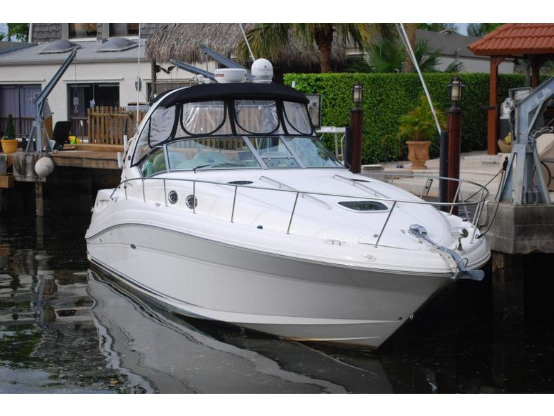 Sea Ray 340 SUNDANCER 2008