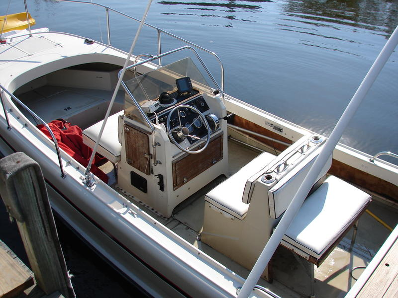 Boston Whaler Outrage