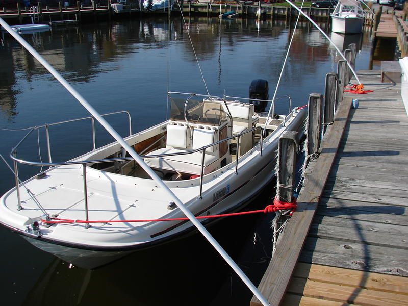 1977 Boston Whaler Outrage located in New Jersey for sale