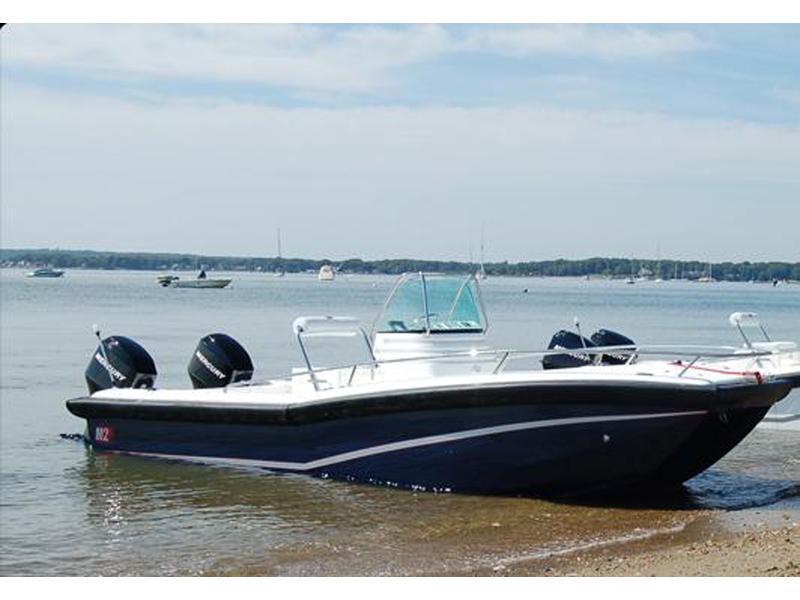 2009 M2Motoryachts M2 21 located in Rhode Island for sale