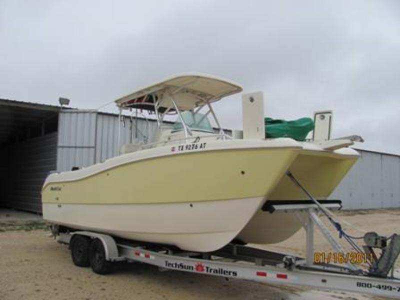 2008 Worldcat 250SF located in Texas for sale