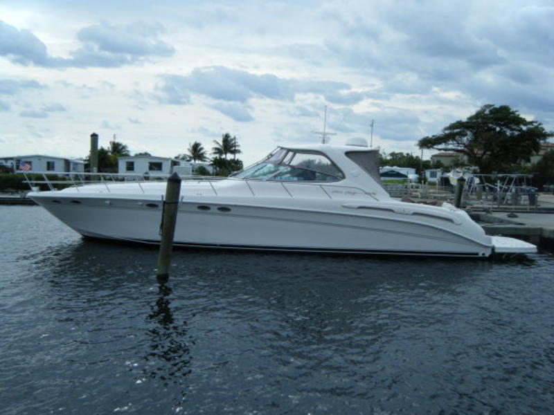 2000 Sea Ray 54 Sundancer located in Florida for sale