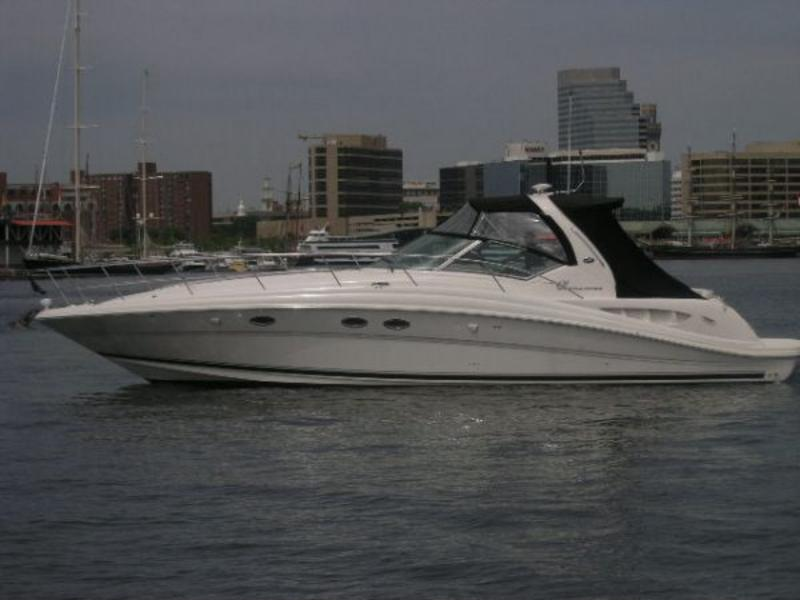 Sea Ray Sundancer 42 Diesel