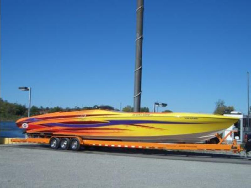 Outerlimits Sport Yacht