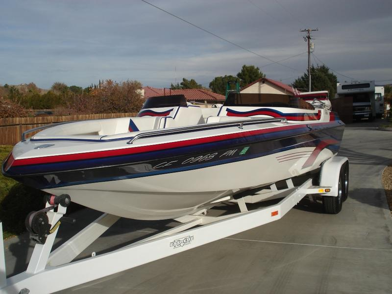 2000 Essex Monarch located in Nevada for sale