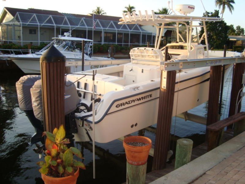 2006 Grady White 283 Release located in Florida for sale