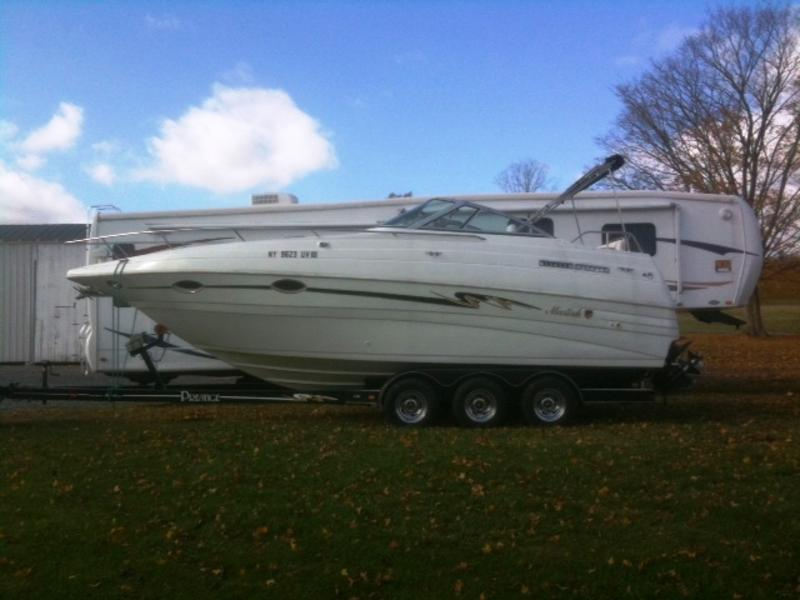 1999 Mariah Z 260 located in New York for sale