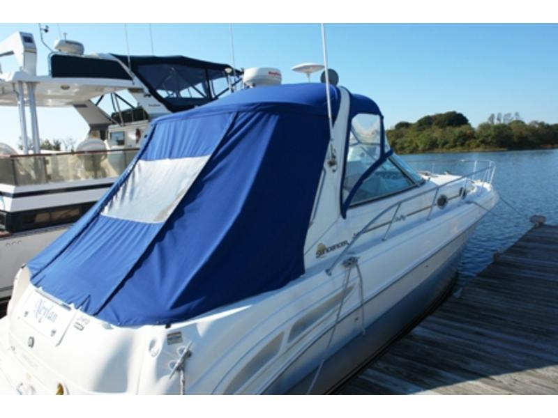 2000 Sea Ray 340DA located in Connecticut for sale