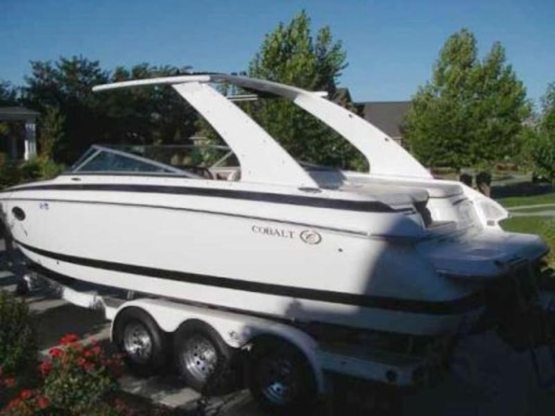 2001 Cobalt 263 located in Utah for sale