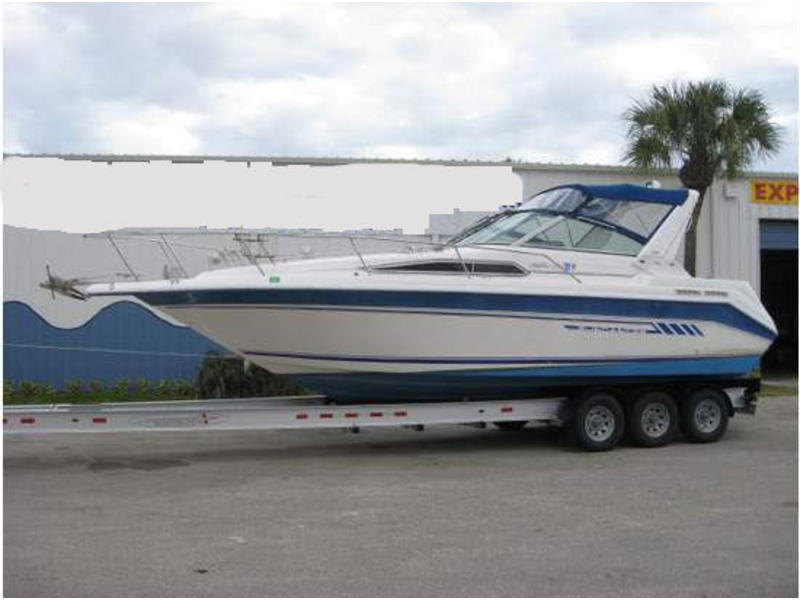 1992 Sea Ray 290 Sundancer located in Florida for sale
