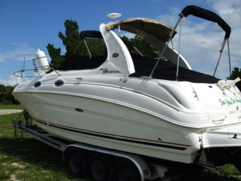 2002 Sea Ray 280 Sundancer located in Florida for sale