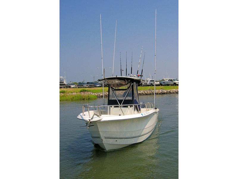 2003 Sea Pro 235 Center Console located in Pennsylvania for sale