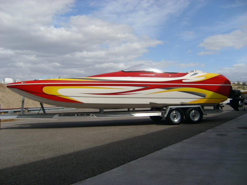 2004 ELIMINATOR DAYTONA located in Arizona for sale