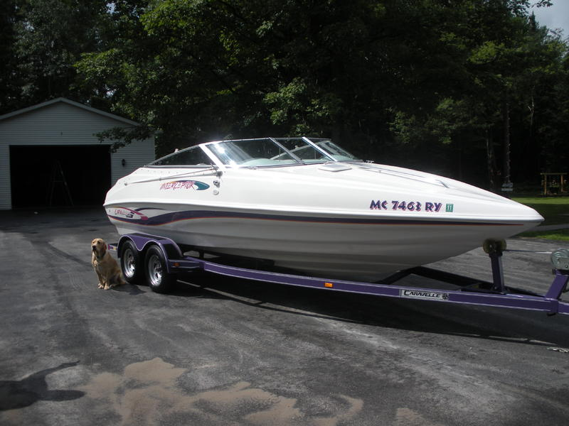 1999 Caravelle Interceptor located in Michigan for sale