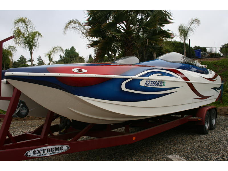 2006 Eliminator Daytona ICC located in California for sale