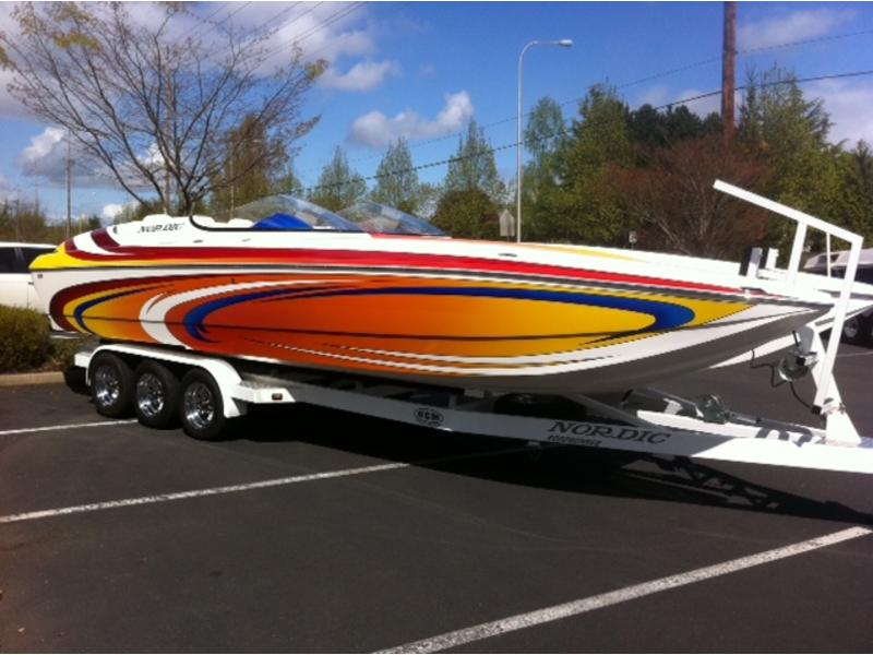2008 NORDIC THOR located in Oregon for sale