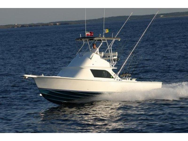 1966 Bertram 31 Classic located in Florida for sale