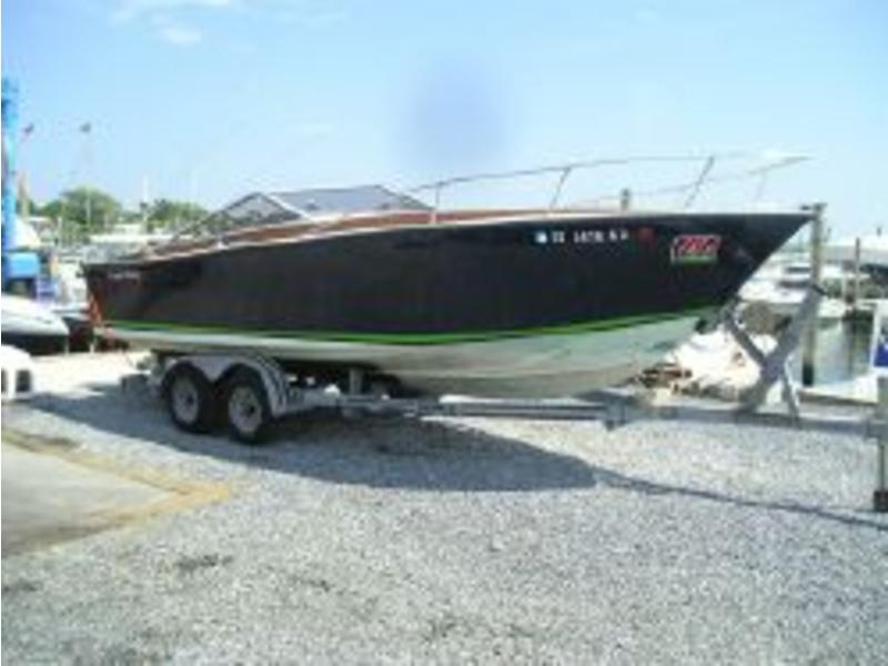 1978 SEACRAFT 23 located in North Carolina for sale