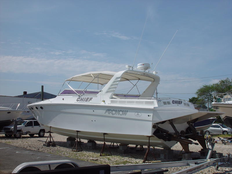 1991 ARONOW 47  located in New York for sale