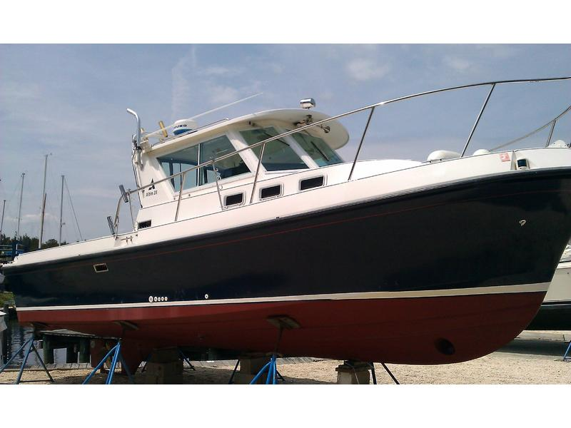 2000 Albin Tournament Express located in New Jersey for sale