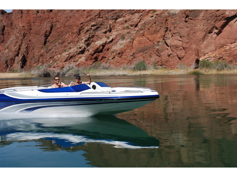 2004 West Coast UltraLightning 21 XS located in Arizona for sale