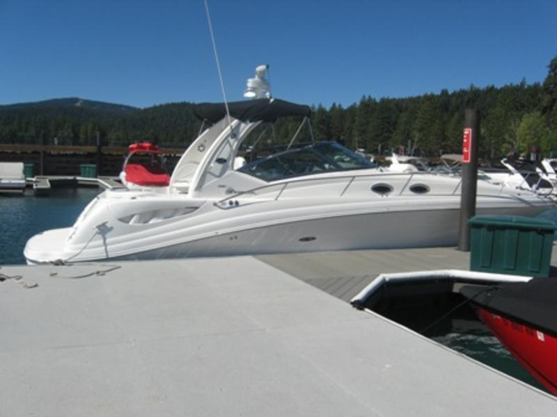 2007 Sea Ray 340 Sundancer located in California for sale