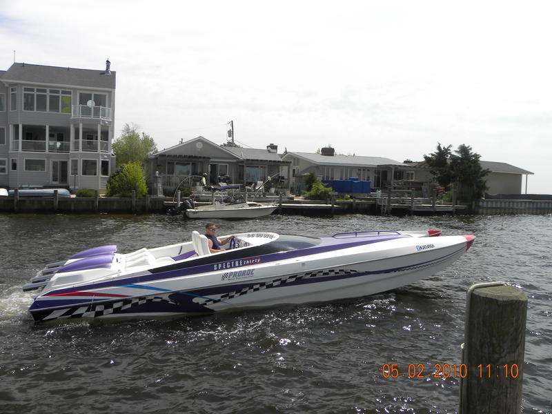 1998 Spectre Cat located in New Jersey for sale