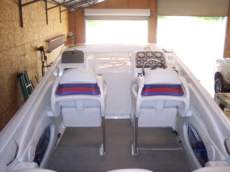 2005 Baja 36 Outlaw SST located in Mississippi for sale