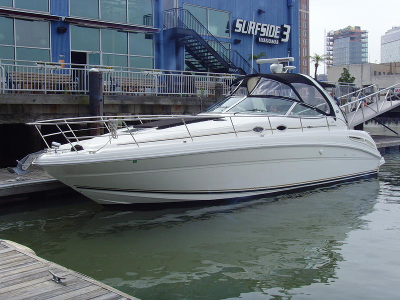 2003 Searay 360 Sundancer located in New York for sale