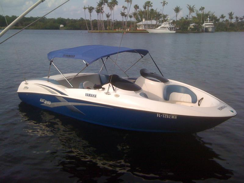 2003 Yamaha LX 210 located in Florida for sale