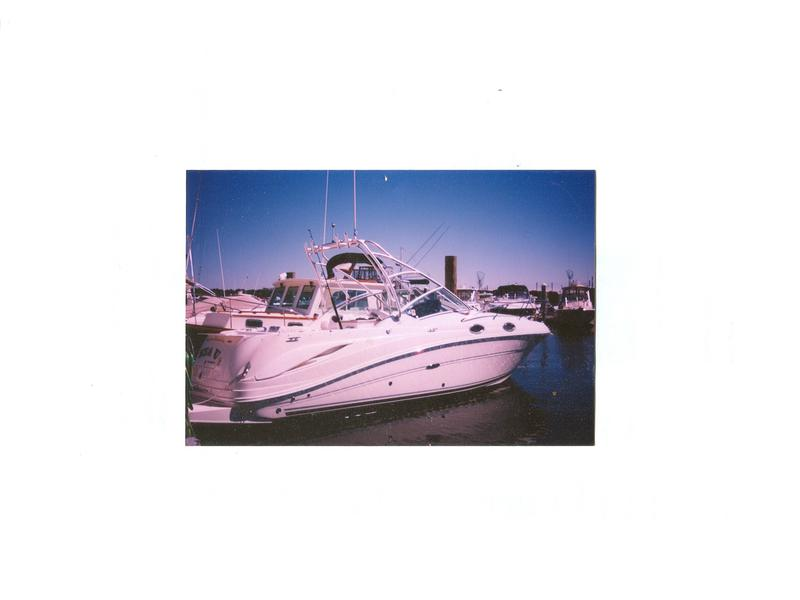 2005 SEARAY AMBERJACK located in Connecticut for sale