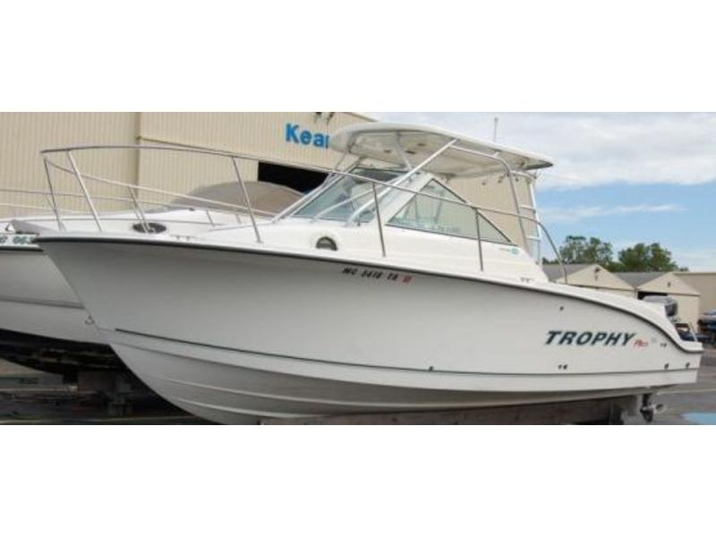 2007 Trophy 2502 WA Trophy located in Maryland for sale