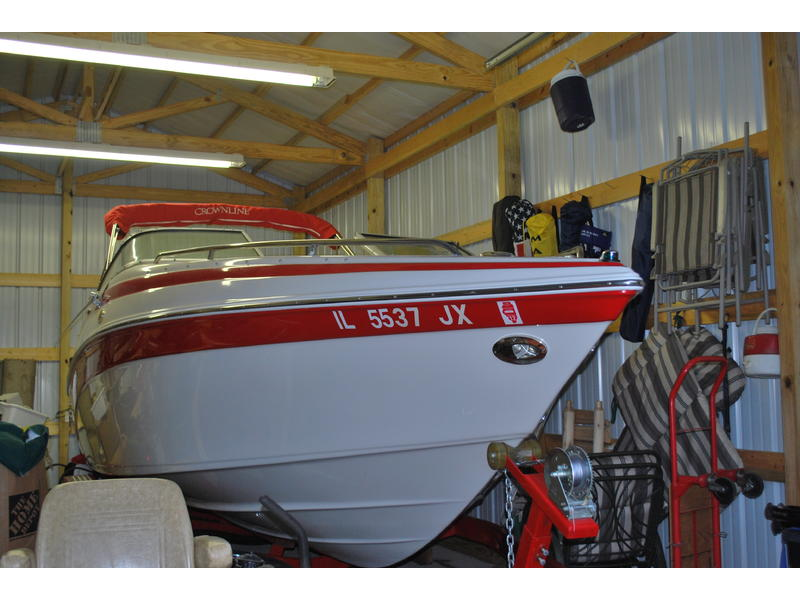 2005 Crownline 236 LS located in Kentucky for sale