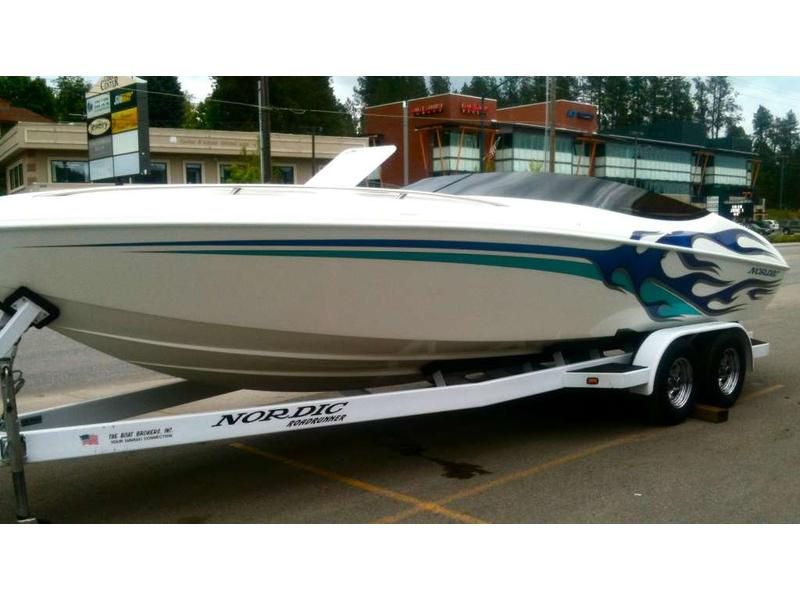2003 Nordic 25 Rage located in Idaho for sale