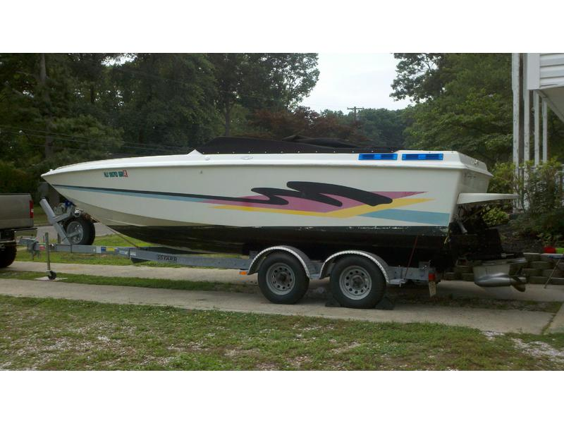 1996 Baja Outlaw located in New Jersey for sale