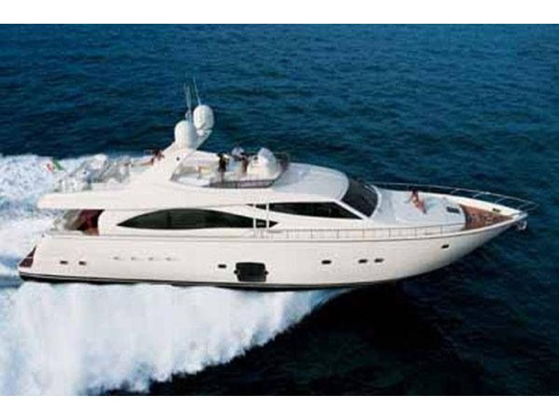 2008 Ferretti 830 Flybridge located in Florida for sale
