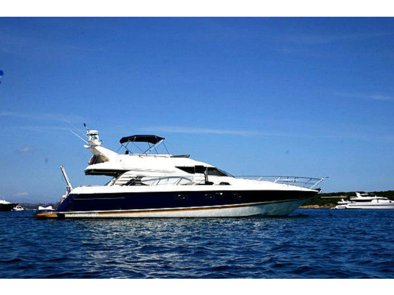2000 Sunseeker Manhattan 62 located in Florida for sale