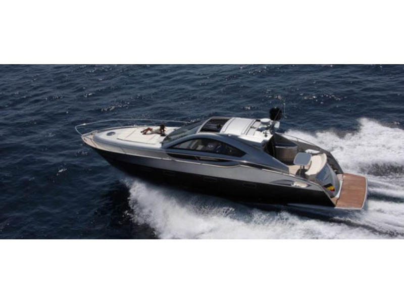 2011 Pearlsea 56 Coupe located in Florida for sale