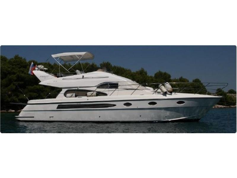 2001 Sealord 446 Flybridge located in Florida for sale