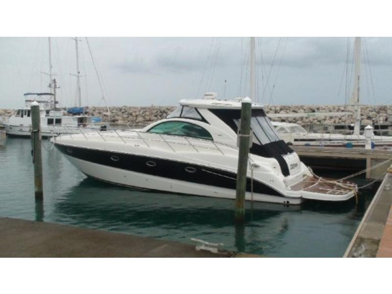2007 Maxum 4200 SY located in Florida for sale