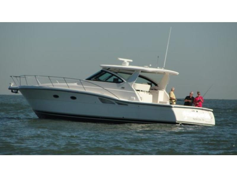2007 Tiara 42 Express located in Virginia for sale