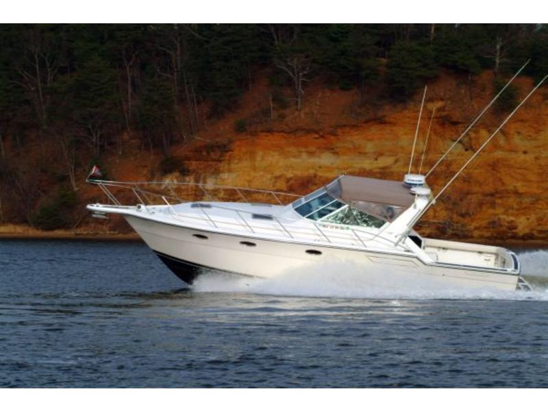 1989 Tiara 36 Open located in Florida for sale