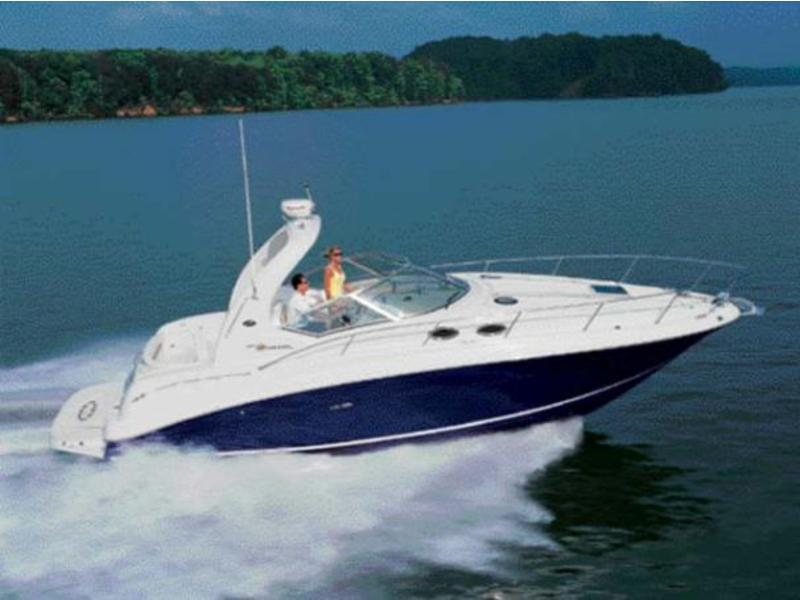 2005 Sea Ray 320 Sundancer located in California for sale